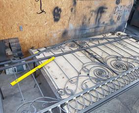 Metalo konstrukciju gamyba(kalviai, metalo kuribos meistrai) / Andrius Bagdonas / Darbų pavyzdys ID 526025