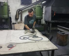 Metalo konstrukciju gamyba(kalviai, metalo kuribos meistrai) / Andrius Bagdonas / Darbų pavyzdys ID 526031