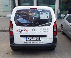 Reklama ant transporto, lipdukų gamyba, lauko/vidaus reklama / Trigalvis.lt / Darbų pavyzdys ID 527151