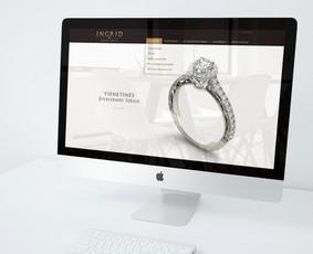 Internetinių svetainių dizainas
