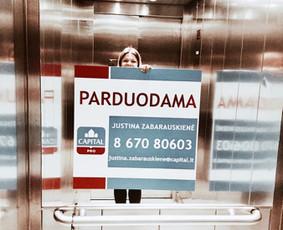 Nekilnojamo turto brokeris / Justina Zabarauskienė / Darbų pavyzdys ID 530031