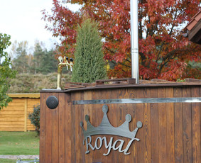 Unikalus, Didžiausias rinkoje kubilas Royal