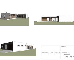 Architektas, projektavimas / RN projektai / Darbų pavyzdys ID 532951