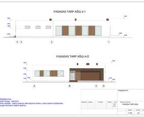 Architektas, projektavimas / RN projektai / Darbų pavyzdys ID 532995