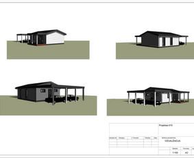 Architektas, projektavimas / RN projektai / Darbų pavyzdys ID 533073