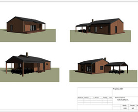 Architektas, projektavimas / RN projektai / Darbų pavyzdys ID 533299