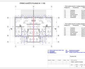Architektas, projektavimas / RN projektai / Darbų pavyzdys ID 533401
