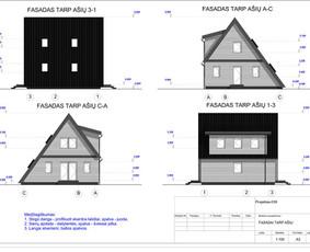 Architektas, projektavimas / RN projektai / Darbų pavyzdys ID 533949