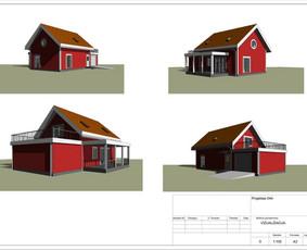 Architektas, projektavimas / RN projektai / Darbų pavyzdys ID 533981