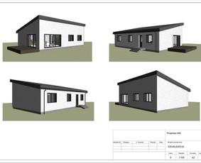 Architektas, projektavimas / RN projektai / Darbų pavyzdys ID 533993