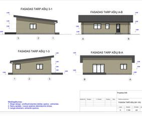 Architektas, projektavimas / RN projektai / Darbų pavyzdys ID 534003