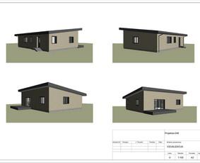 Architektas, projektavimas / RN projektai / Darbų pavyzdys ID 534005