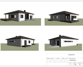 Architektas, projektavimas / RN projektai / Darbų pavyzdys ID 534017