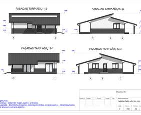 Architektas, projektavimas / RN projektai / Darbų pavyzdys ID 534057