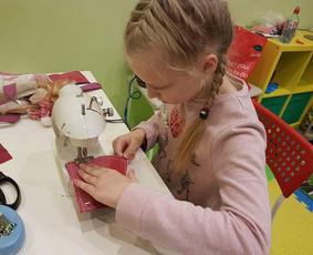 """Kūrybos pamokos """"Maža dizainerė"""" / Alesia / Darbų pavyzdys ID 534381"""
