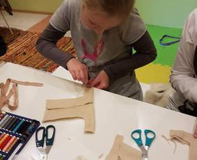 """Kūrybos pamokos """"Maža dizainerė"""" / Alesia / Darbų pavyzdys ID 534383"""