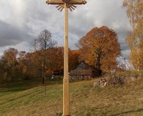 Kryžiai, koplytstulpiai, koplytėlės / Tomas Stambrauskas / Darbų pavyzdys ID 535453