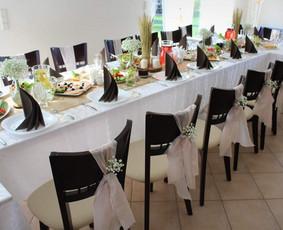 Vestuvių, švenčių dekoravimas