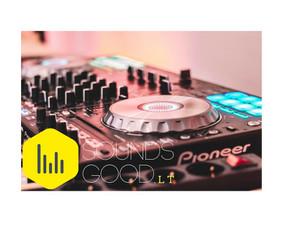 DJ paslaugos, apšvietimo ir įgarsinimo paslaugos