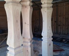 Statybinė ir apdailinė mediena