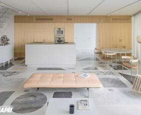 Poliruoto betono/epoksidinės/poliuretaninės/terrazzo grindys