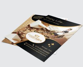 Grafikos dizainas, logotipų kūrimas, maketavimas / Kristina Varnaite / Darbų pavyzdys ID 543133