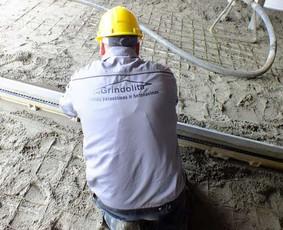Profesionalus grindu betonavimas