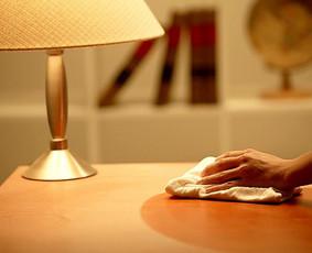 Namų, butų tvarkymas