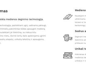 Craftmark Studio - tekstai rinkodarai, pardavimams Lt / En / Neringa Klevaitė-Vežbickienė / Darbų pavyzdys ID 548515