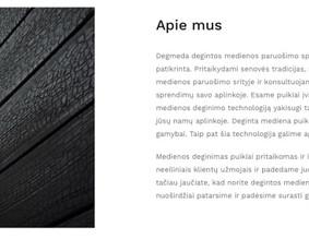 Craftmark Studio - tekstai rinkodarai, pardavimams Lt / En / Neringa Klevaitė-Vežbickienė / Darbų pavyzdys ID 549627