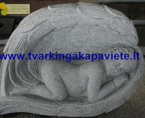 Kapo dengimas plokšte, paminklai kapams, kapų tvarkymas / TVARKINGA KAPAVIETĖ / Darbų pavyzdys ID 550201
