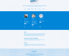www.nemunobanga.com reprezentacinis web puslapis.