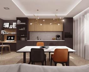 Interjero dizainas ''Daina Design Studio'' / Daina Petravice / Darbų pavyzdys ID 555051