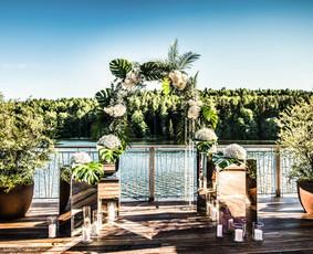 Vestuvių, švenčių dekoravimas - Renginių Namai