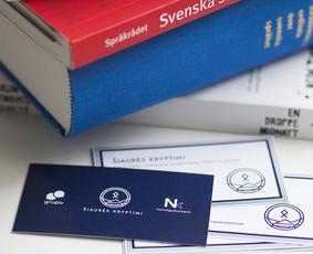 Švedų kalbos mokytoja Vilniuje