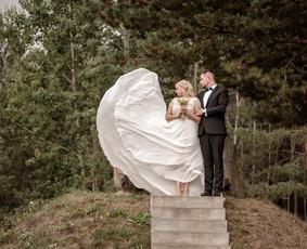 Išsvajotos vestuvinės suknelės kūrimas ir siuvimas / ReCut / Darbų pavyzdys ID 557025