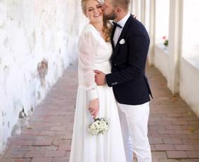 Išsvajotos vestuvinės suknelės kūrimas ir siuvimas / ReCut / Darbų pavyzdys ID 557027