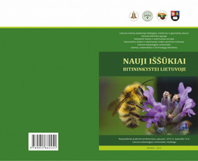 Brošiūros viršelis bitininkams (2-3 val. skirta maketavimui)