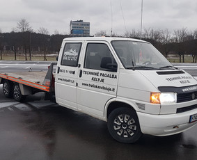 Techninė pagalba kelyje 24/7 Vilniuje / Piotr / Darbų pavyzdys ID 558701