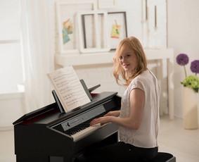 Individualios fortepijono pamokos Vilniuje