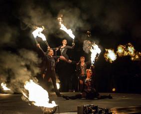 Ugnies Teatro šou / Ugnies teatras / Darbų pavyzdys ID 561389