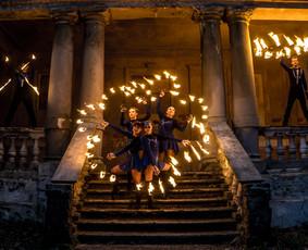 Ugnies Teatro šou / Ugnies teatras / Darbų pavyzdys ID 561413