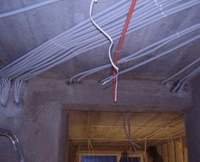 elektros darbai,varžų matavimai,apsaugos / video sistemos