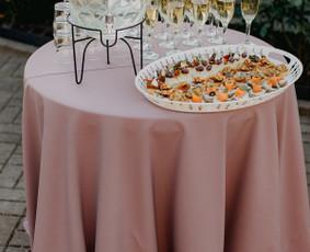 Vaišių staliukas po ceremonijos / Indrė / Darbų pavyzdys ID 563925