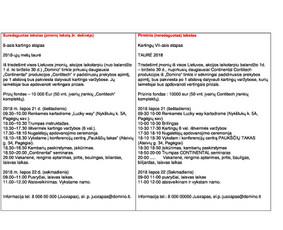 Profesionalus negrožinių tekstų redagavimas / Gita Kazlauskaitė / Darbų pavyzdys ID 567619