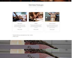 Interneto svetainių, el. parduotuvių kūrimas + Seo / Andrius Labunskas / Darbų pavyzdys ID 568405