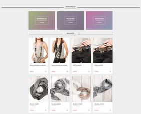 Interneto svetainių, el. parduotuvių kūrimas + Seo / Andrius Labunskas / Darbų pavyzdys ID 568407