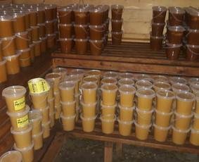 Eriko bityno bičių medus