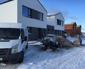 Grindų betonavimas,paruošiamieji darbai
