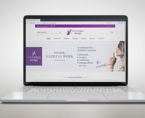 Interneto svetainių kūrimas | Elektroninės parduotuvės